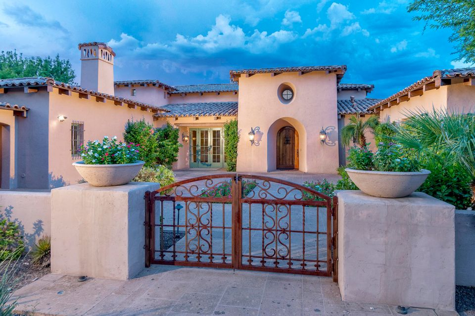 Single Family Home for Sale at 6658 E Indian Bend Road 6658 E Indian Bend Road Paradise Valley, Arizona,85253 United States
