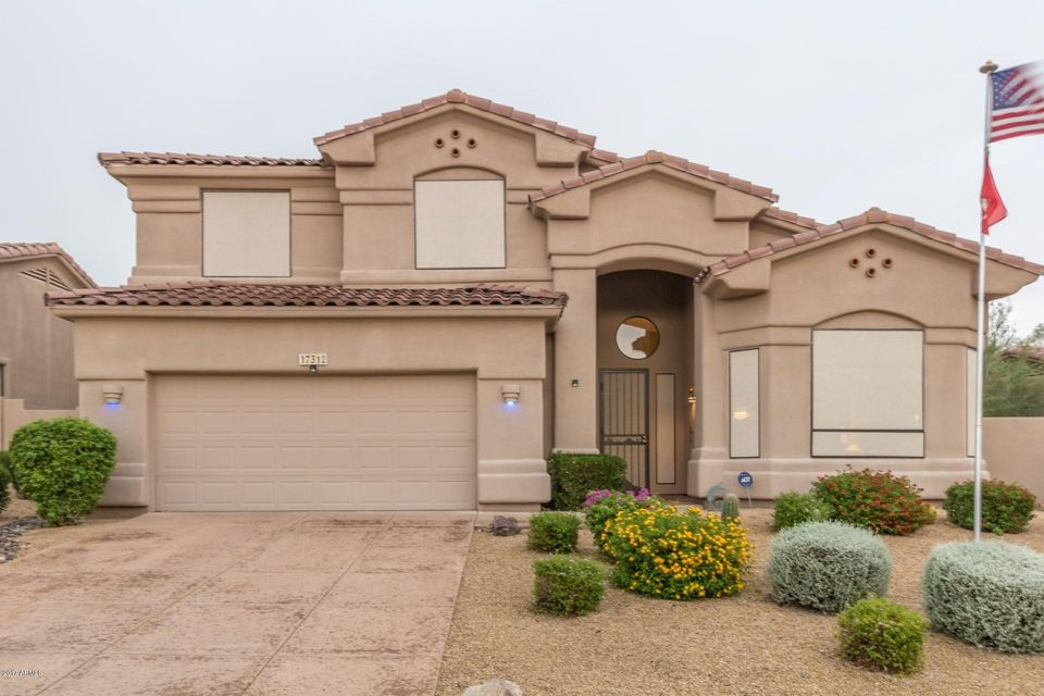 17312 E VIA DEL ORO --, Fountain Hills, AZ 85268