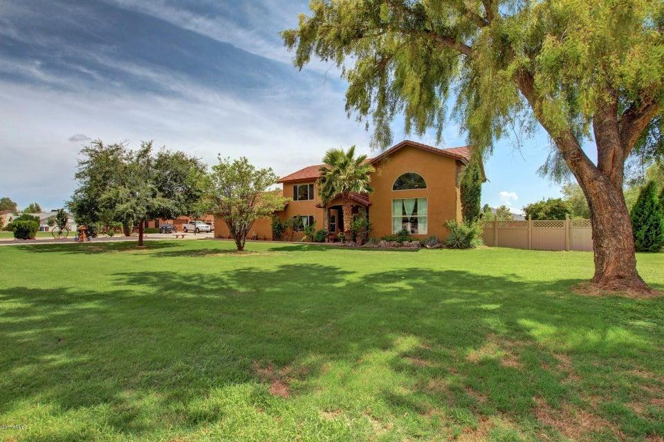 19419 E CALLE DE FLORES --, Queen Creek, AZ 85142