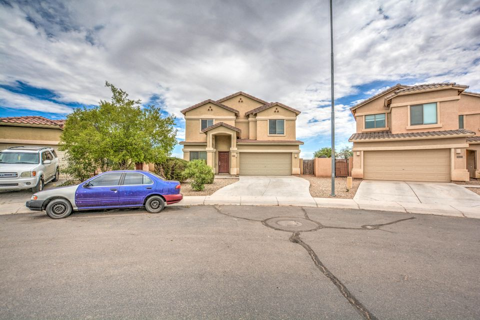 18081 N LARKSPUR Drive, Maricopa, AZ 85138