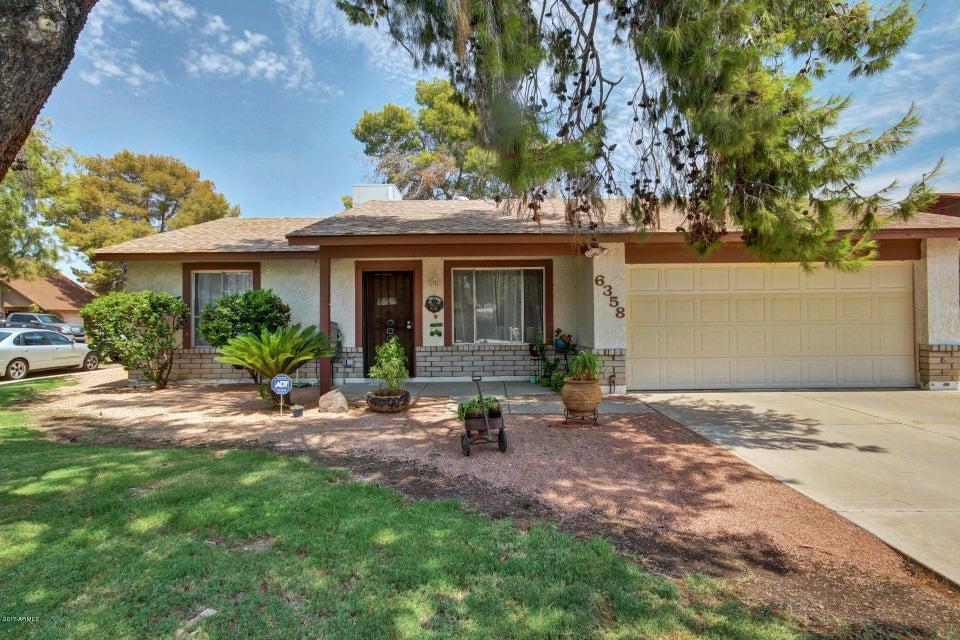 6358 W CARON Street, Glendale, AZ 85302