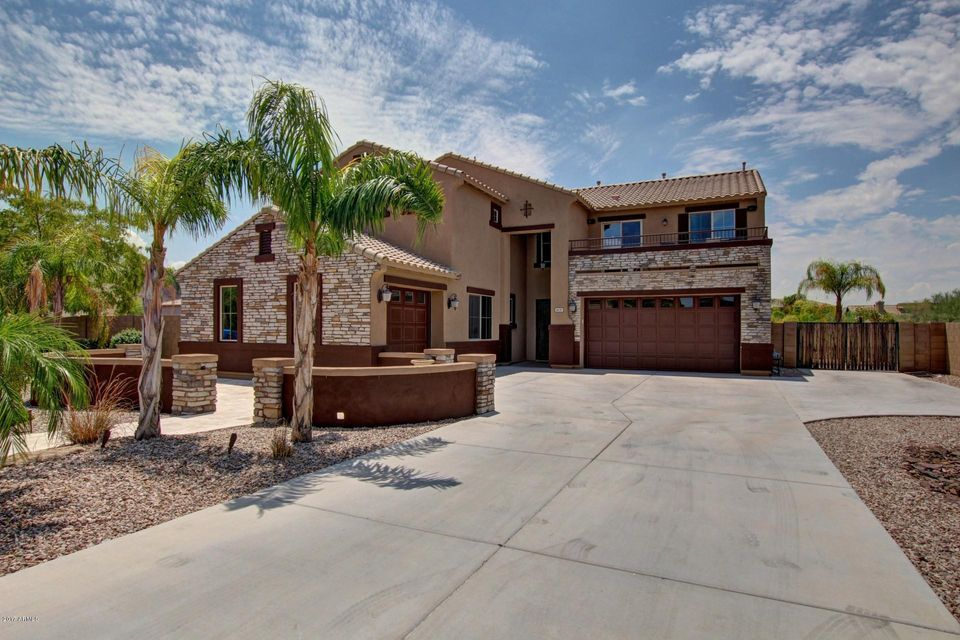 6531 W LEIBER Place, Glendale, AZ 85310