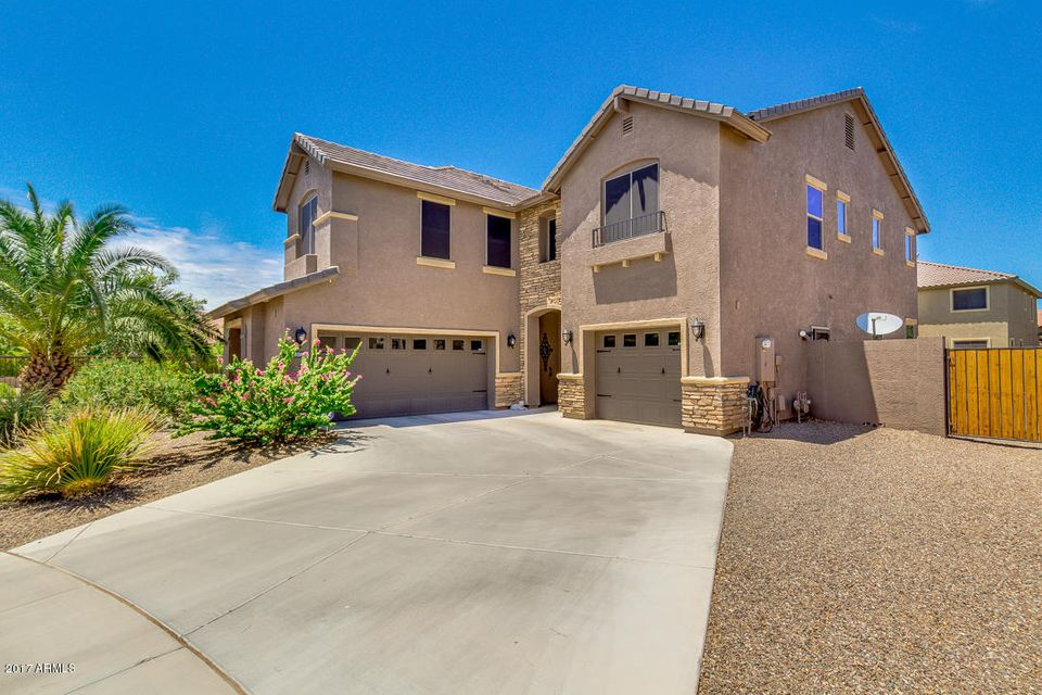 20208 E VIA DE COLINA --, Queen Creek, AZ 85142