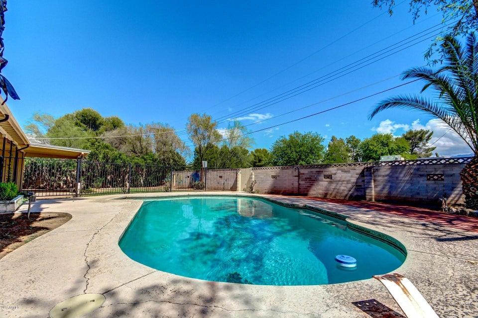 MLS 5635829 4409 E PATRICIA Street, Tucson, AZ Tucson AZ Private Pool