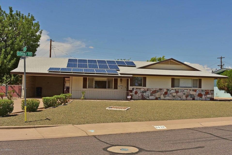 5628 E COVINA Road, Mesa, AZ 85205