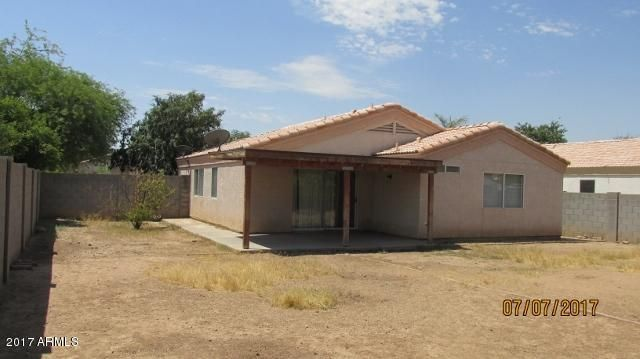 MLS 5636030 8722 W BOBBY LOPEZ Drive, Tolleson, AZ 85353 Tolleson AZ REO Bank Owned Foreclosure