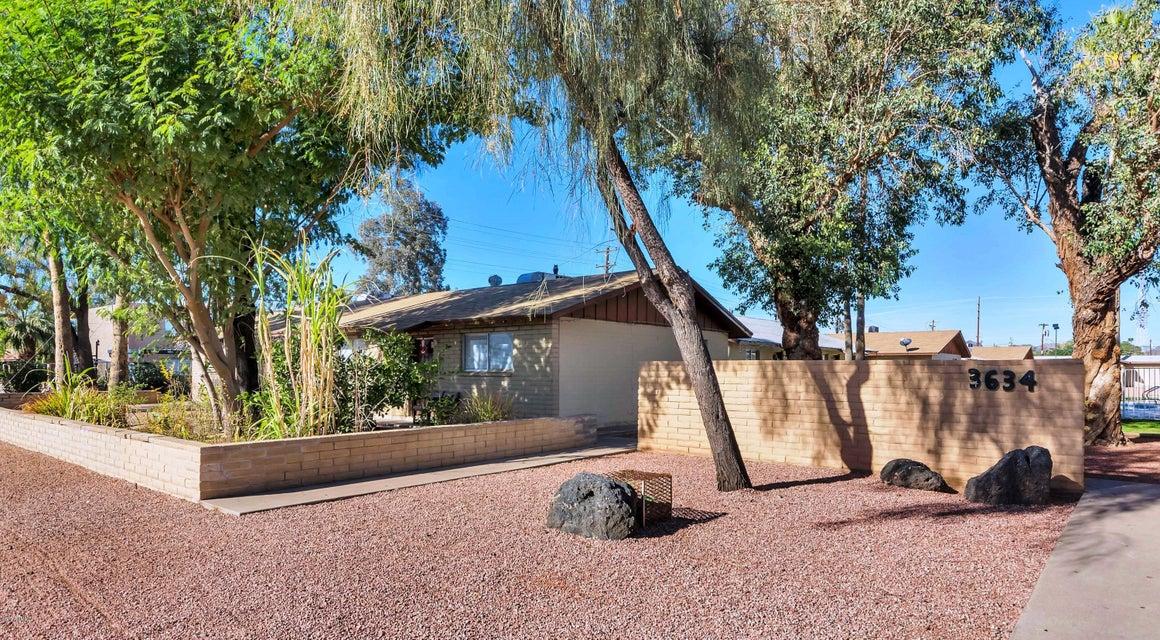 3634 E MONTE VISTA Road, Phoenix, AZ 85008