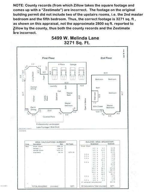 MLS 5635512 5499 W Melinda Lane, Glendale, AZ 85308 Glendale AZ Arrowhead Lakes