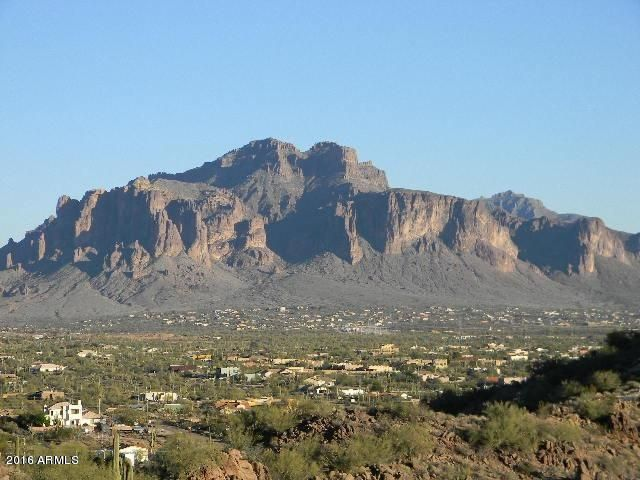 809 W MCDOWELL Boulevard Lot 0, Apache Junction, AZ 85120