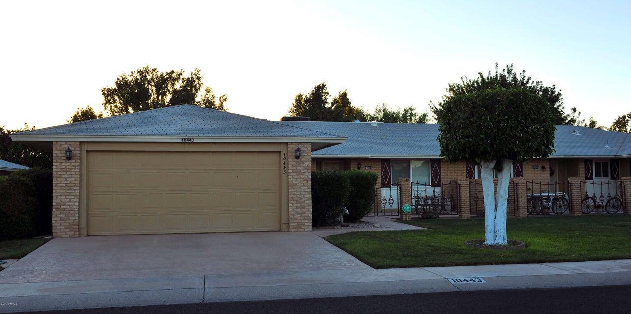 10443 W ROUNDELAY Circle, Sun City, AZ 85351