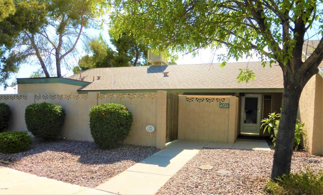 4726 W CONTINENTAL Drive, Glendale, AZ 85308
