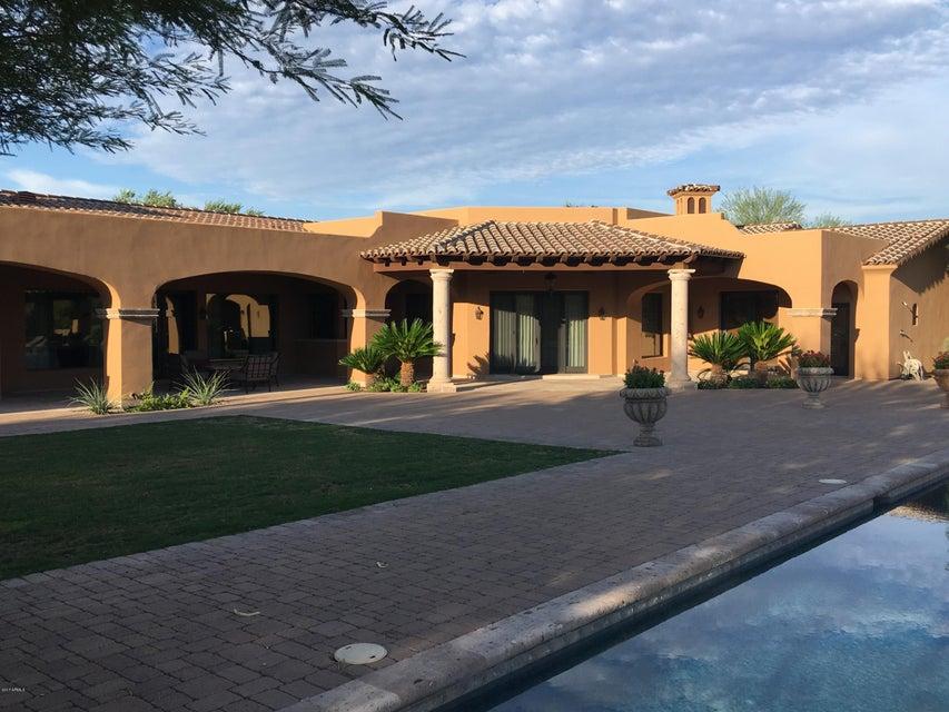 8530 E VIA DEL SOL Drive Scottsdale, AZ 85255 - MLS #: 5581054