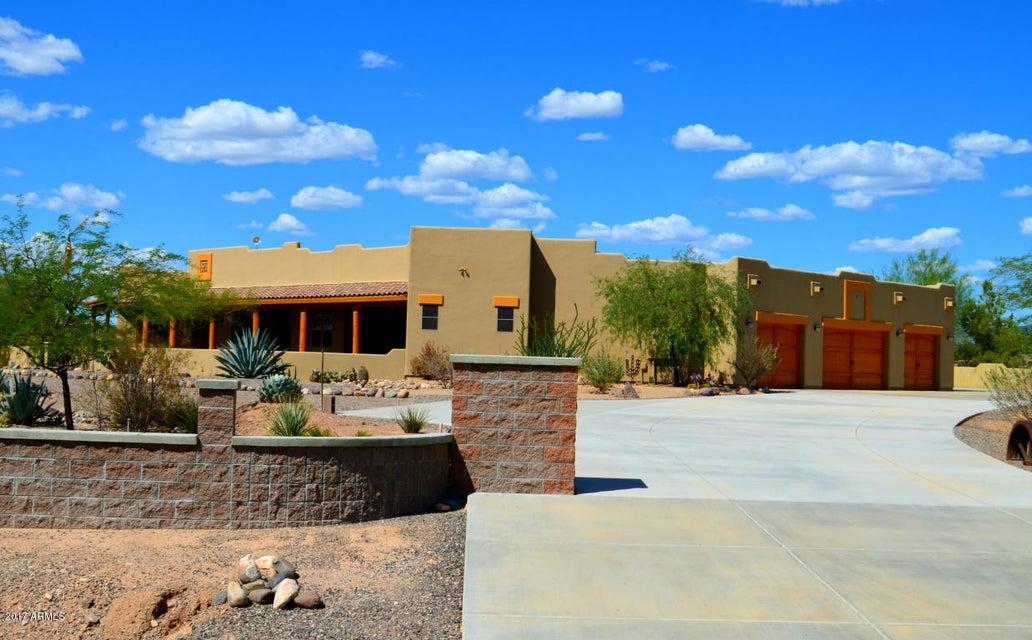 MLS 5636204 21750 W EL GRANDE Trail, Wickenburg, AZ 85390 Wickenburg AZ Four Bedroom