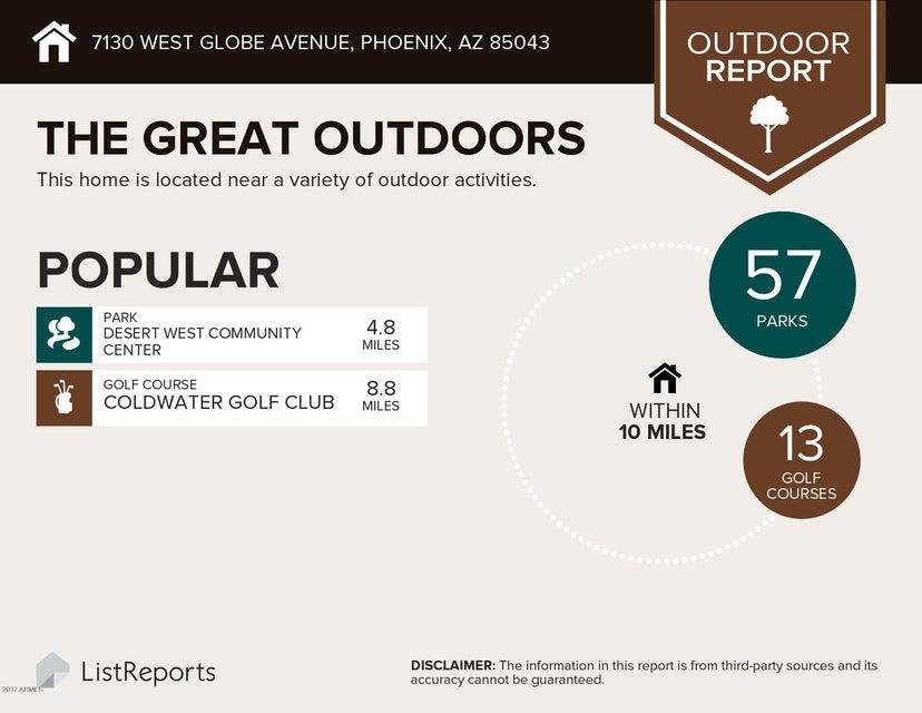 7130 W GLOBE Avenue Phoenix, AZ 85043 - MLS #: 5624162