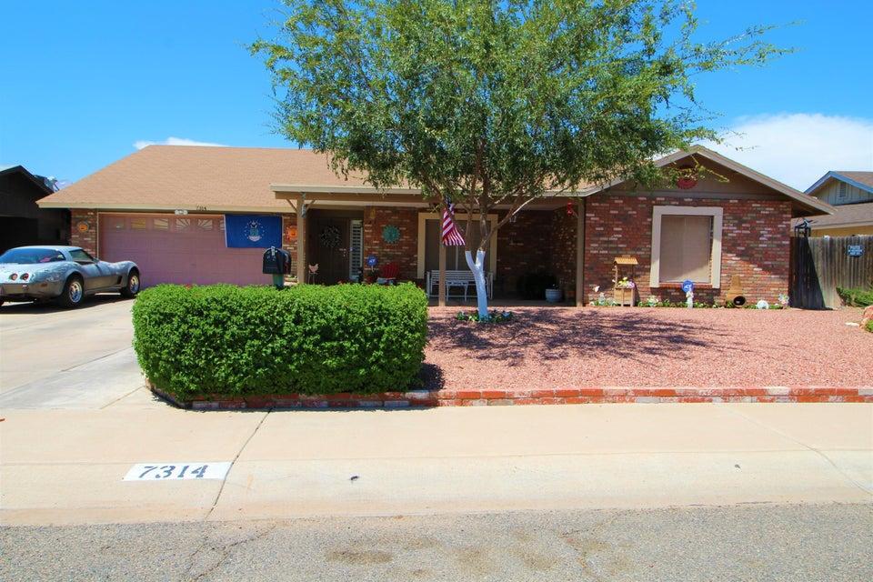 7314 W ROSE Lane, Glendale, AZ 85303