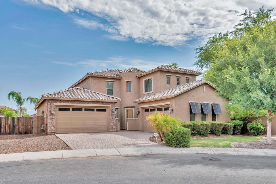 2856 E DESERT BROOM Place, Chandler, AZ 85286