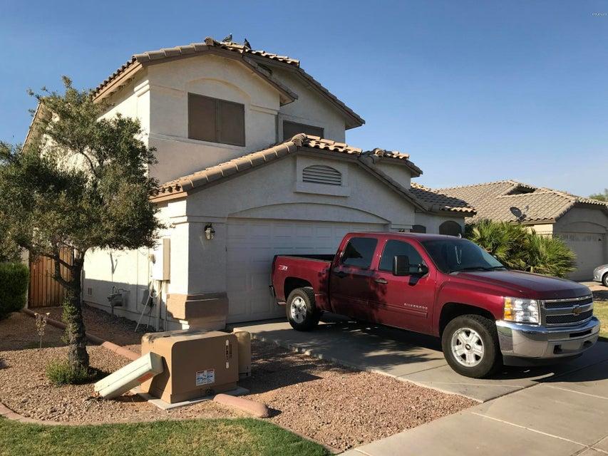 12566 W DESERT FLOWER Road, Avondale, AZ 85392