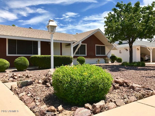 10526 W CROSBY Drive, Sun City, AZ 85351