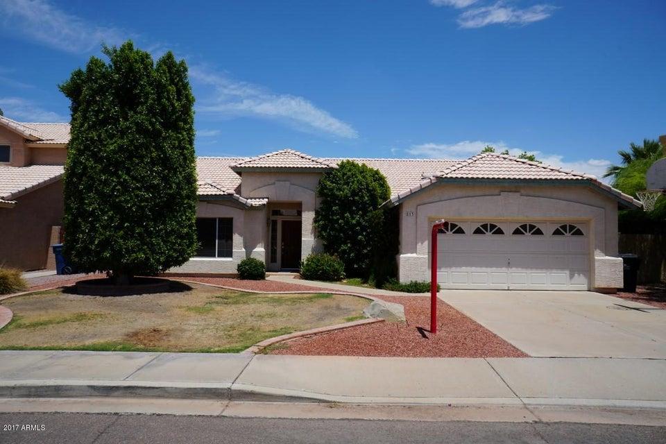 813 N BLUE MARLIN Drive, Gilbert, AZ 85234