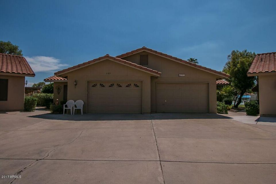 688 LEISURE WORLD -- 688, Mesa, AZ 85206