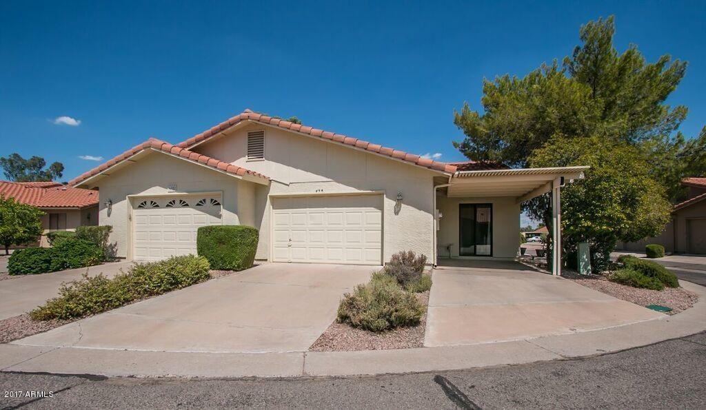 694 LEISURE WORLD -- 694, Mesa, AZ 85206