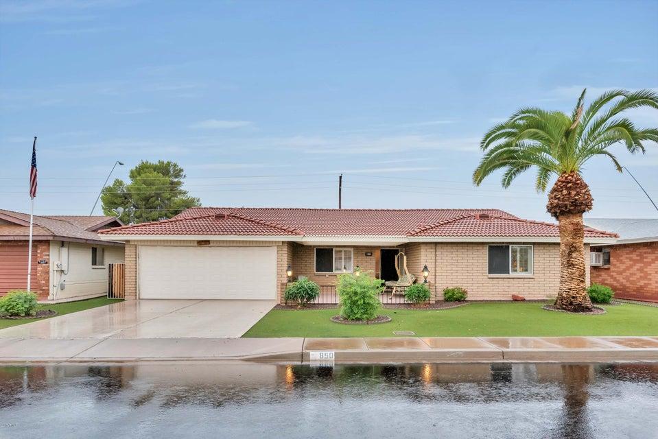 850 S PORTLAND --, Mesa, AZ 85206