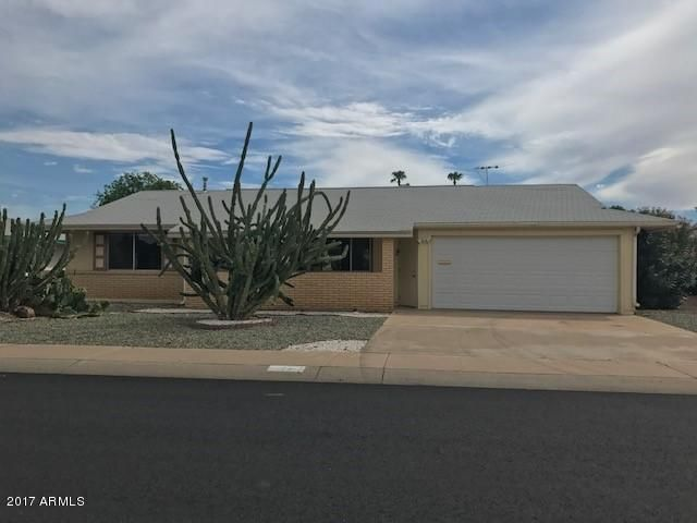10607 W MEADE Drive, Sun City, AZ 85351