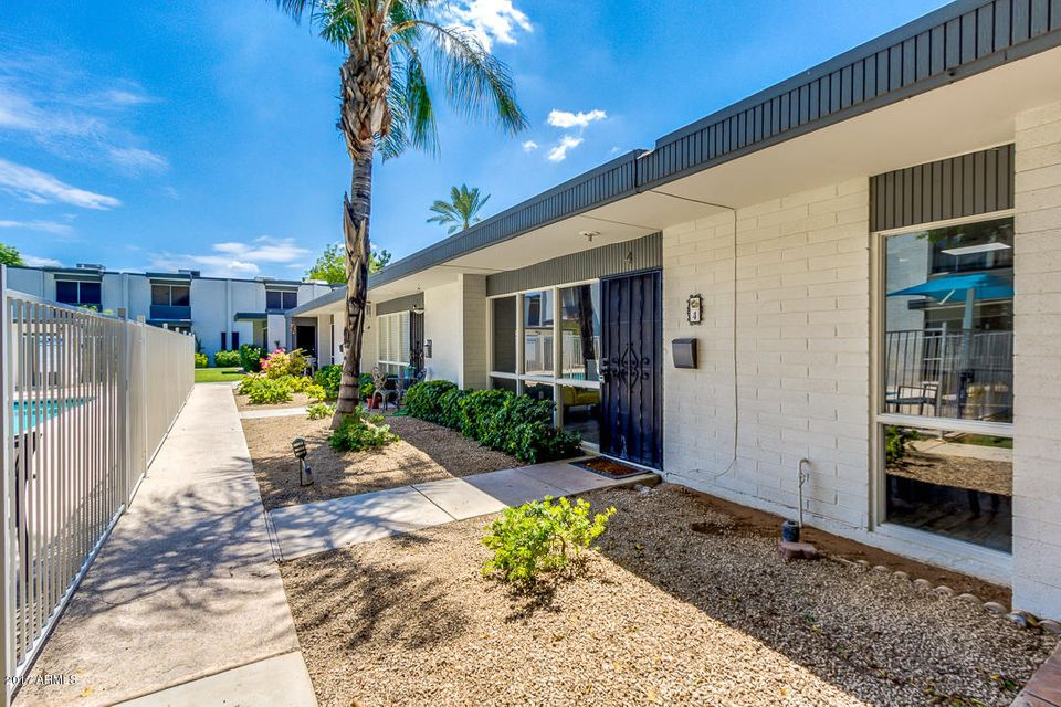 7720 E HEATHERBRAE Avenue 4, Scottsdale, AZ 85251