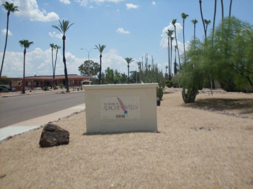 5518 E LINDSTROM Lane A4, Mesa, AZ 85215