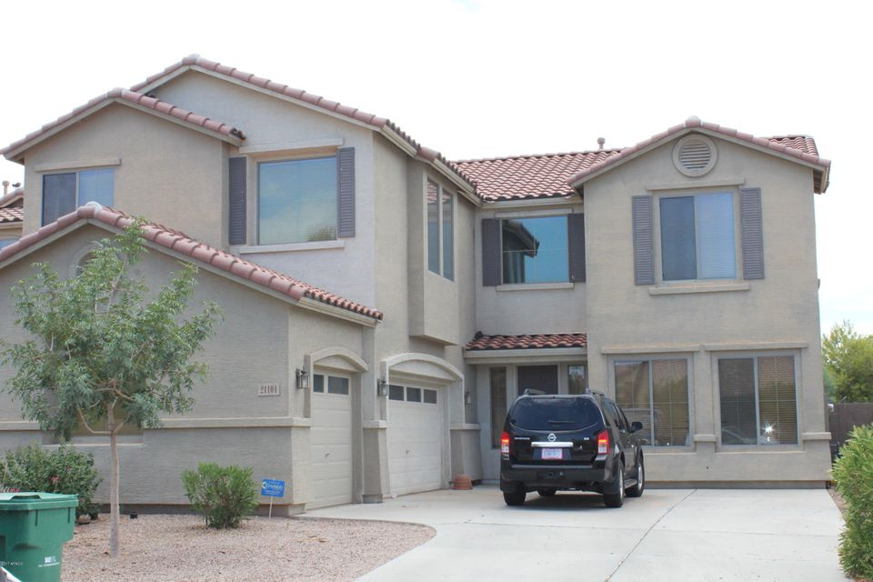 21104 N DONITHAN Way, Maricopa, AZ 85138