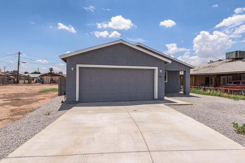 1505 W HADLEY Street, Phoenix, AZ 85007