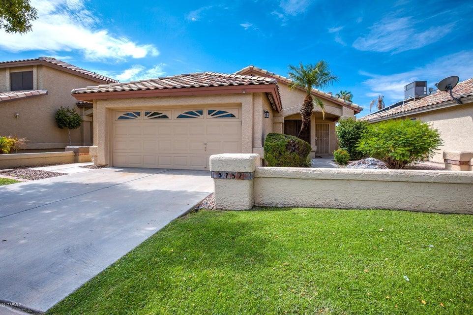 5757 W BUFFALO Place, Chandler, AZ 85226