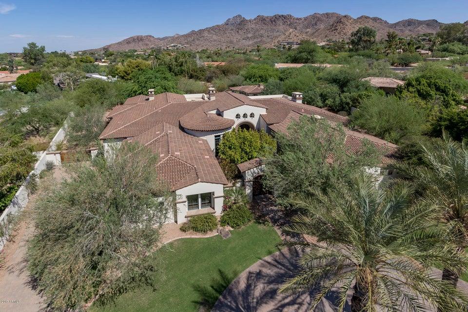 Nhà ở một gia đình vì Thuê tại 3544 E Rose Lane Paradise Valley, Arizona,85253 Hoa Kỳ