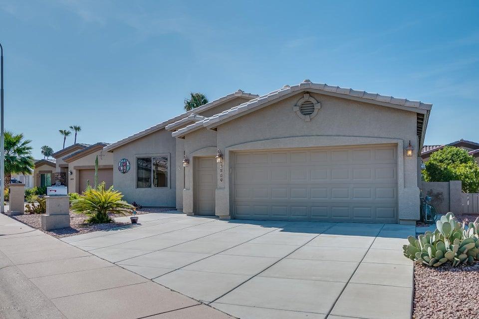 5809 E LELAND Street, Mesa, AZ 85215