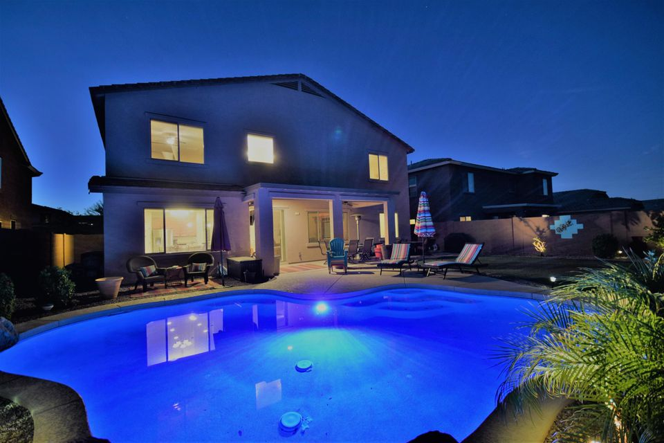 MLS 5638487 18637 W TURQUOISE Avenue, Waddell, AZ Waddell AZ Private Pool