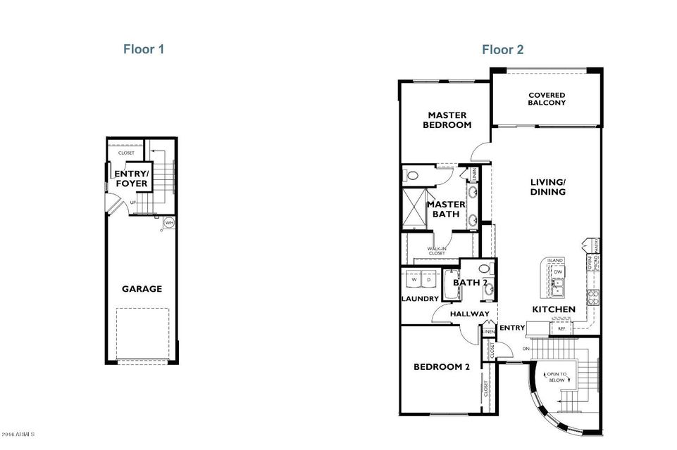 MLS 5639189 15550 S 5TH Avenue Unit 233, Phoenix, AZ 85045 Ahwatukee Community AZ Newly Built
