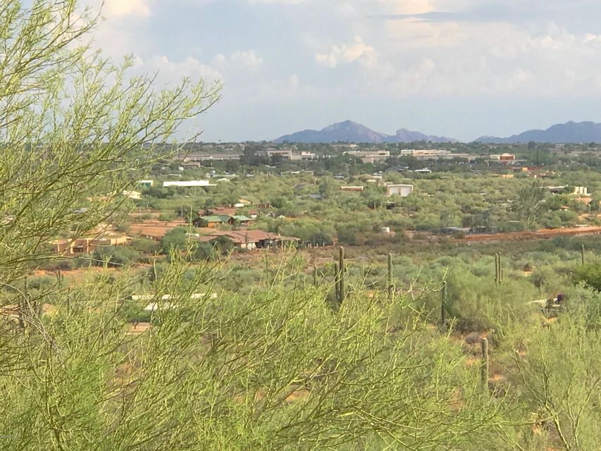 0 E Canyon Creek Road Cave Creek, AZ 85331 - MLS #: 5639447