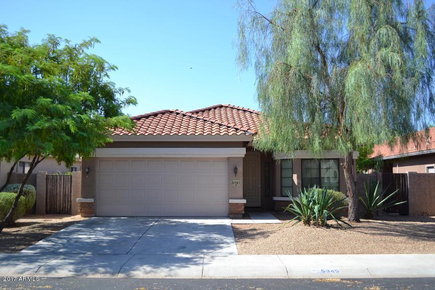 5345 E CARMEL Avenue Mesa, AZ 85206 - MLS #: 5639467