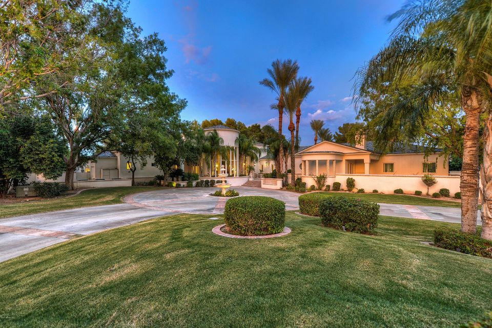 6042 E VIA LOS CABALLOS Paradise Valley, AZ 85253 - MLS #: 5640188