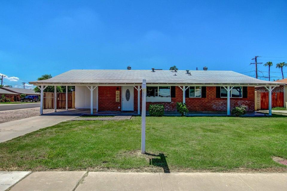 1702 N 74TH Street Scottsdale, AZ 85257 - MLS #: 5640980
