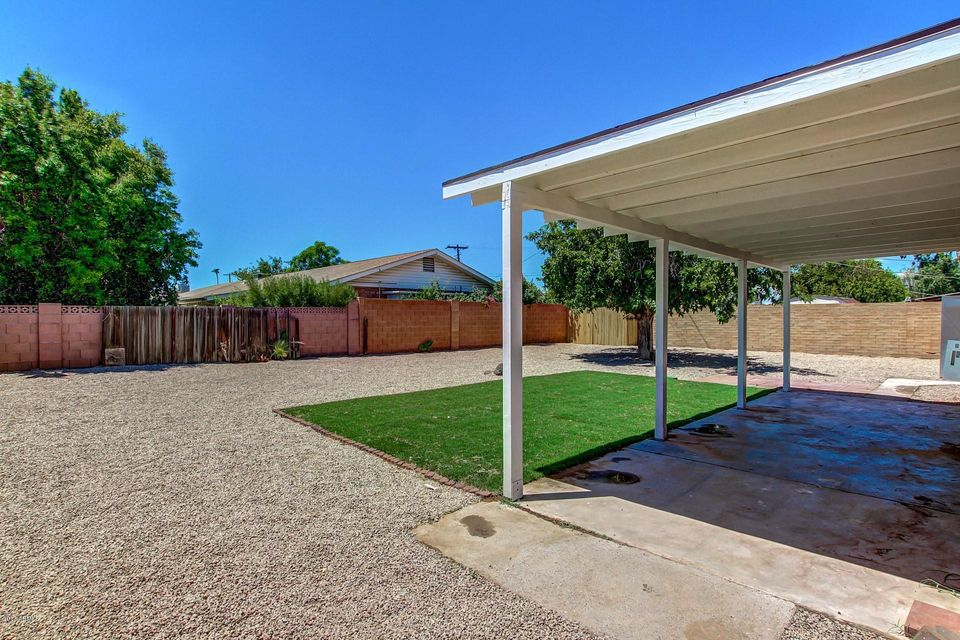 1702 N 74TH Street Scottsdale, AZ 85257 - MLS #: 5640980