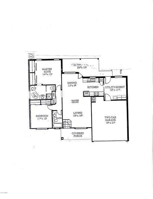 MLS 5640771 8204 E MADERO Avenue, Mesa, AZ 85209 Mesa AZ Sunland Village