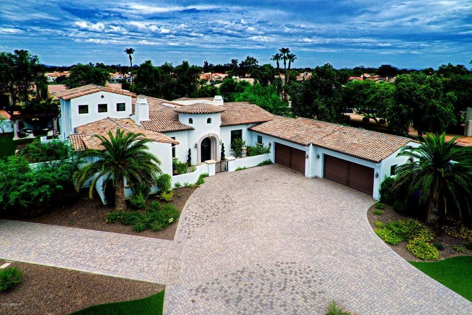 Single Family Home for Sale at 8312 E Kalil Drive Scottsdale, Arizona,85260 United States