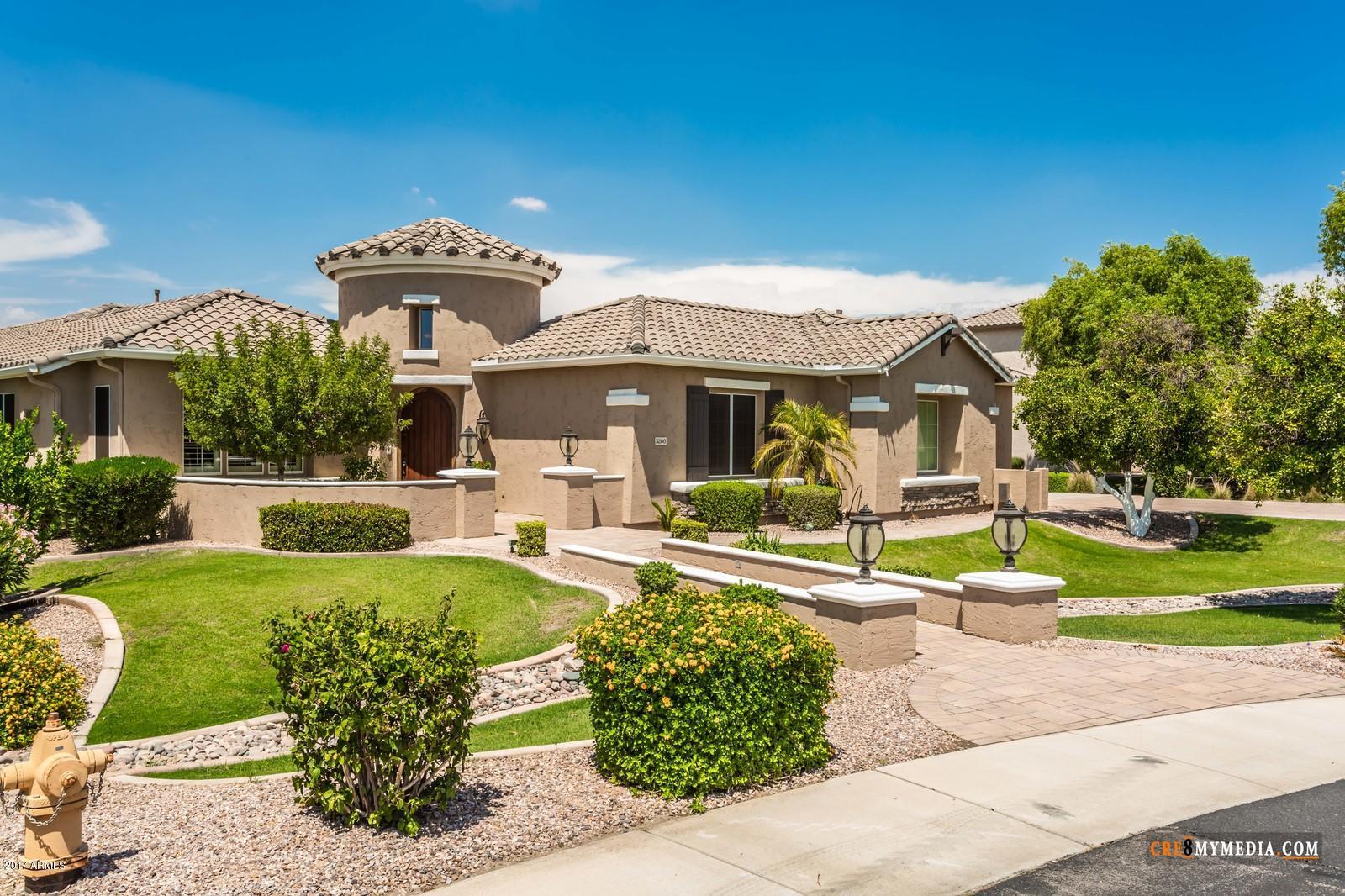MLS 5574801 3260 E VALLEJO Court, Gilbert, AZ 85298 Golf Homes