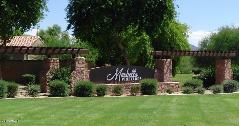 MLS 5640963 3516 E ARIS Drive, Gilbert, AZ Gilbert AZ Marbella Vineyards