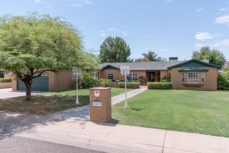 6009 E OSBORN Road, Phoenix AZ 85018