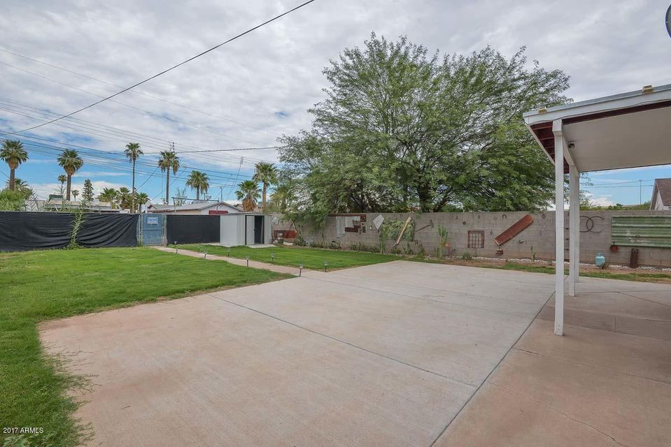 1840 E CULVER Street Phoenix, AZ 85006 - MLS #: 5641153