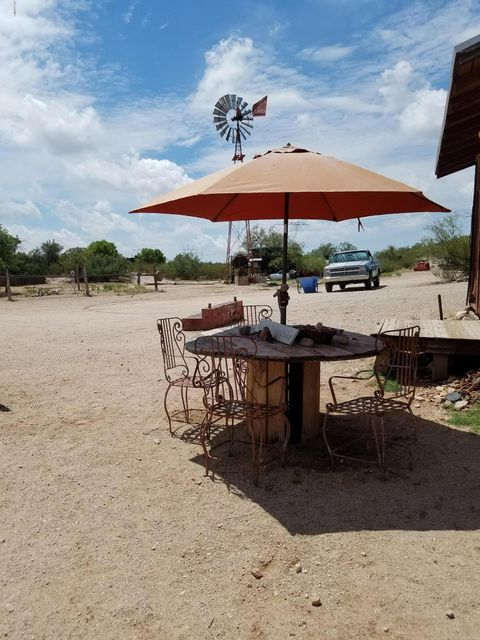 0 W Effus Ranch Road Wickenburg, AZ 85390 - MLS #: 5644337