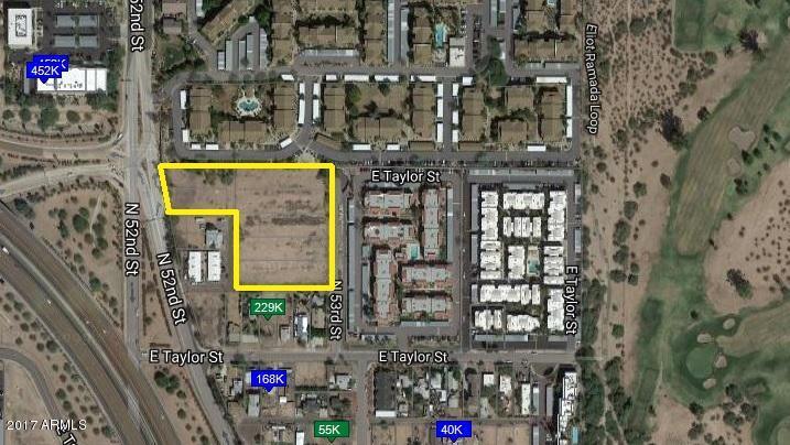 547 N 52ND Street Phoenix, AZ 85008 - MLS #: 5642122
