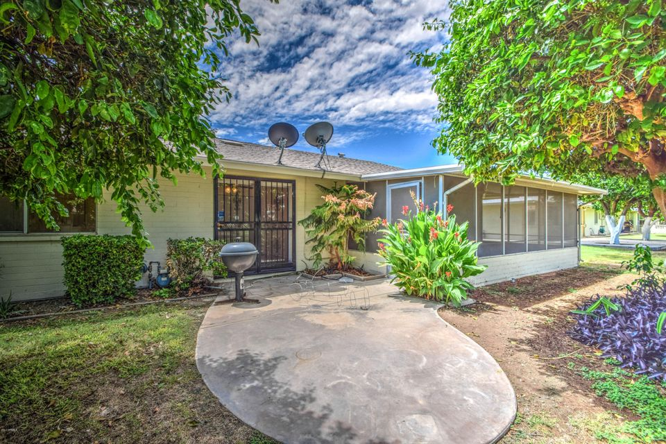 MLS 5642374 10708 W MOUNTAIN VIEW Road, Sun City, AZ Sun City AZ Scenic